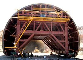 重庆隧道衬砌台车